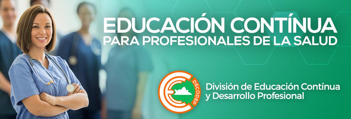Educación Continua para Profesionales de la Salud